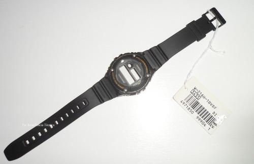 Kit Caixa/pulseira Casio W-216 Original