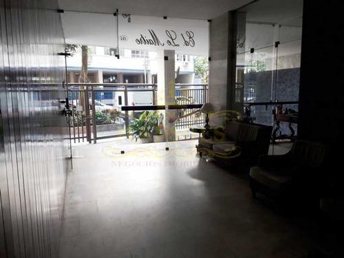 Apartamento 3 Quartos (1 Suíte) 1 Vaga Copacabana - Abap30021