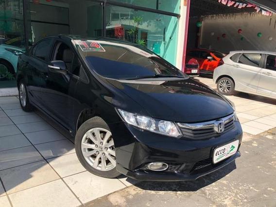 Honda Civic New Lxr 2.0 I-vtec (aut) (flex) Flex Automátic
