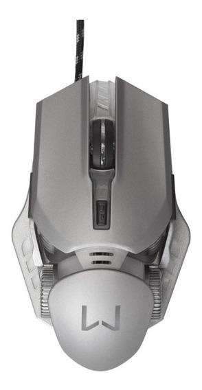 Mouse Para Jogo Warrior 3200dpi