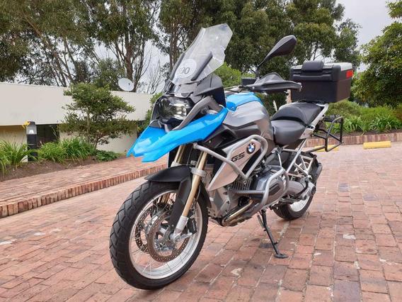Bmw R 1200 Gs Mt 1200 Cc 2013