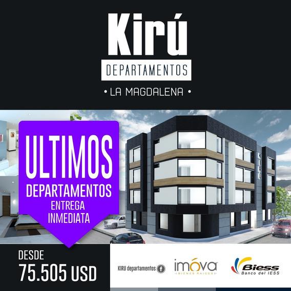 Kirú Departamentos De Tres Dormitorios La Magdalena