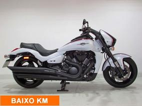 Suzuki - Boulevard M1800r Boss - 2016 Branca