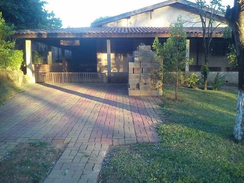 Imagem 1 de 12 de Chácara Com 3 Dormitórios À Venda, 2657 M² Por R$ 500.000 - Chácara Primavera - Ch0525