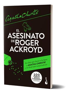 El Asesinato De Roger Ackroyd De Agatha Christie - Booket