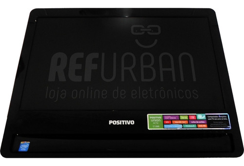 Computador Positivo All In One C1260 Celeron N2806 4gb 500gb