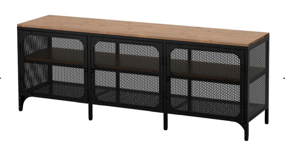 Fjallbo Credenza Consola Mueble Tv Ikea