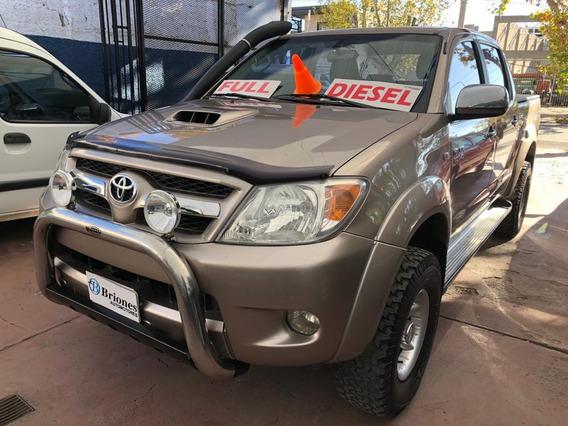Toyota Hilux 3.0 Srv 3.0 Srv