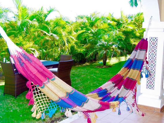 Apartamento De 4 Dorm, A 10 Min De La Playa, Cocotal, Bavaro