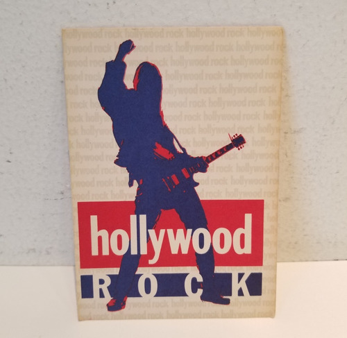 Ingresso Ticket Hollywood Rock 1996 The Cure Led Zeppelin