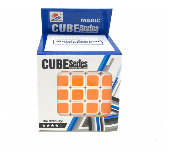 Cubo De Juguete Rubik Magic Cod. 530-1