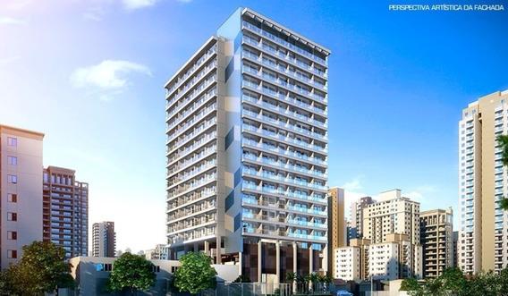 Studio Residencial Para Venda, Centro, São Paulo - St2219. - St2219-inc