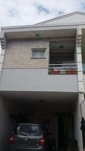 Casa Sobrado Para Venda, 3 Dormitório(s), 160.0m² - 6058