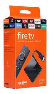 Reproductor Multimedia Fire Stick 4k Tv Firestick 4k Amazon