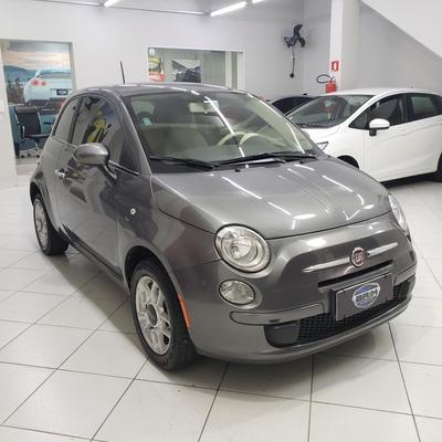 Fiat 500 1,4 Cult - Unica Dona - Interior Claro - Completo