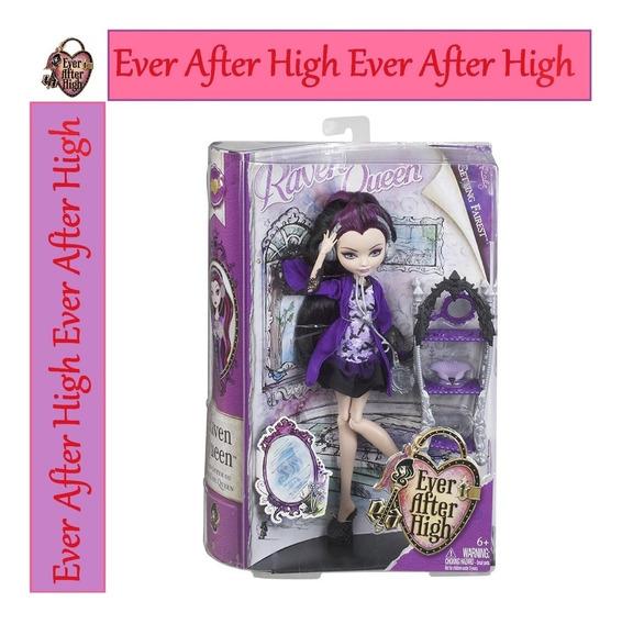 Ever After High Raven Queen Getting Fairest Mattel 2013