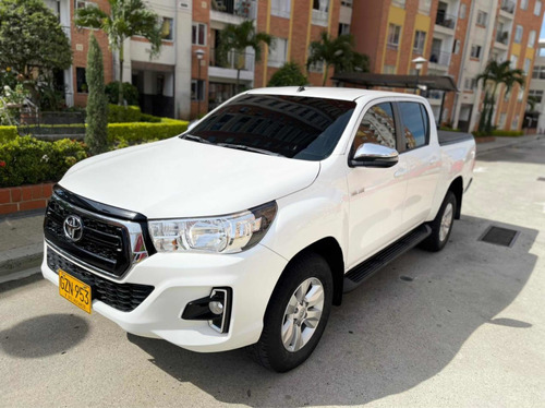 Toyota Hilux 2020 2.4l