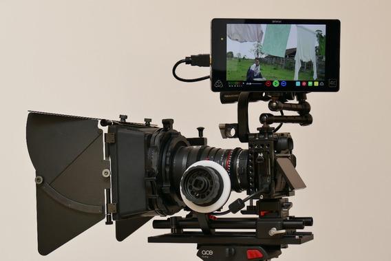 Matte Box Para Video - Sony, Blackmagic, Canon, Etc