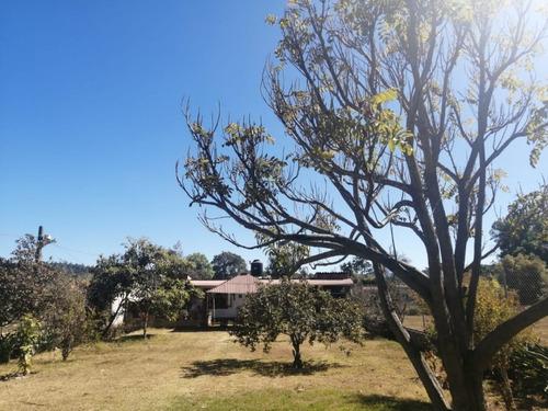 Imagen 1 de 8 de Casa En Venta En Santa María Pipioltepec, Valle De Bravo.