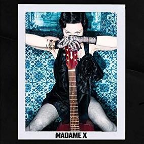 Madonna Madame X Deluxe 2 Cd Nuevo Importado 2019