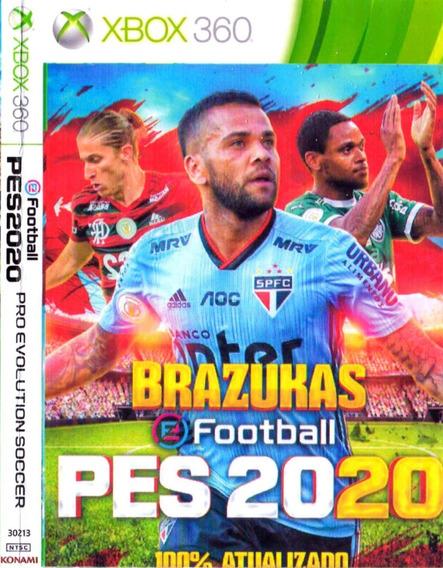 Brazukas Pes 2020 100% Atualizado