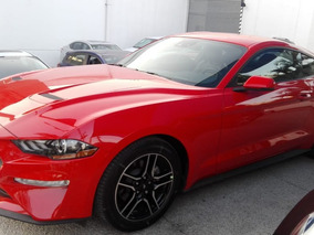 Ford Mustang Fastback Ecoboost At 2019