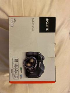 Sony Dsc-h300 Cyber-shot Open Box Excelente