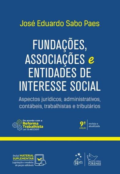 Fundacoes Associacoes E Entidades De Interesse Social - Fore