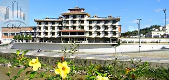 Hotel No Centro De Brusque - Com 001 - Com 001