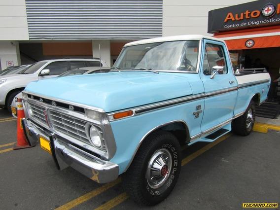 Ford Ranger Xlt 5.3 Mt