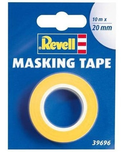 Revell Cinta Enmascarar 20mm X 10 Mts.  Supertoys Hobbys