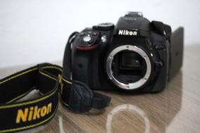 Camera Nikon D5300 Para Retirada De Peças Campo De Perguntas