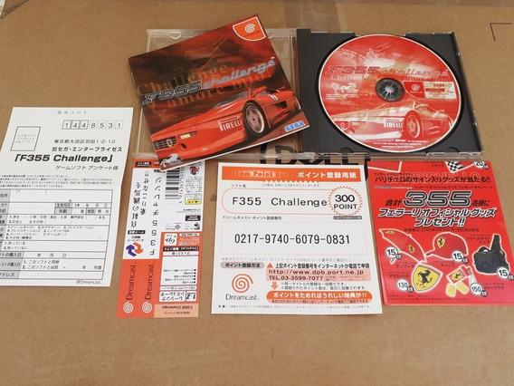 Ferrari Dreamcast Cib Frete Gratis 12x Sem Juros