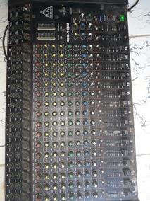 Mesa De Som 16 Canais Marca Ross Sistem,com Entrada Phanto U