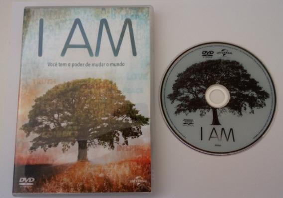 Dvd - I Am: Você Tem O Poder De Mudar O Mundo. (tom Shadyac)