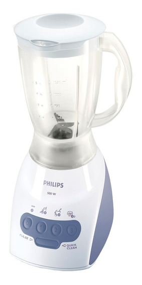Licuadora Philips Hr 2030 3 Velocidades 600w 1.5 Lts