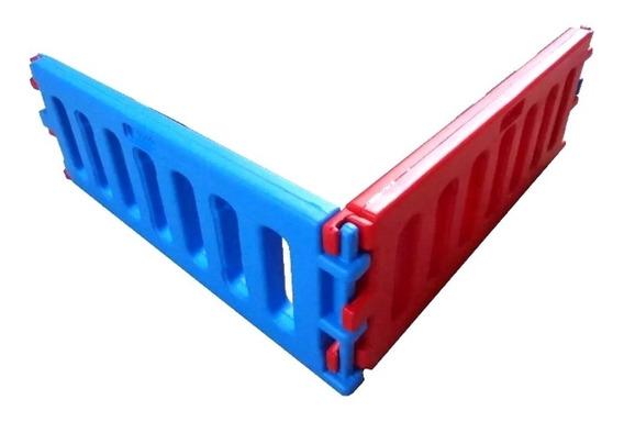 Extension Corralito Bajo Pelotero Vegui X2 Paneles Ampliable