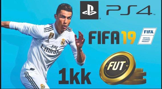 Fifa Coins 1,5kk Fifa 19 Ps4