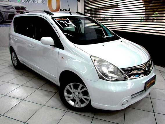 Nissan Livina S 1.8 16v Aut. Flex 4p