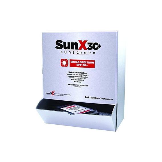 Coretex 56410 Sun X Spf 30 Loción De Protección Solar De Una