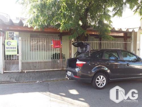 Casa À Venda, 130 M² Por R$ 570.000,00 - Vila Aliança - Guarulhos/sp - Ca1222