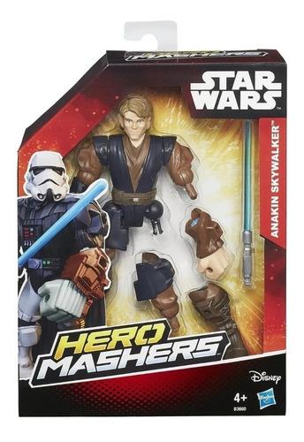 Star Wars Hero Mashers Episode Vi Anakin Hasbro