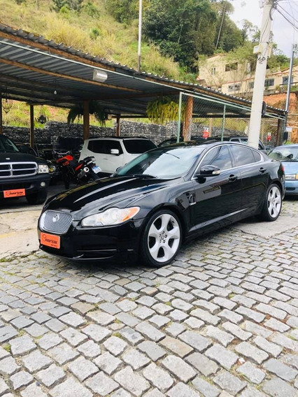Jaguar Xf Sv8 420cv Supercharged V8 Impecável Sem Detalhes