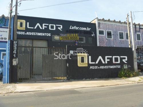 Barracão Á Venda E Para Aluguel Em Jardim Das Bandeiras - Ba005751