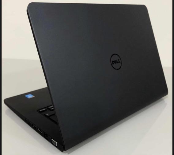 Notebook Dell 500gb Ssd I 3 4g Placa De Vídeo Intel