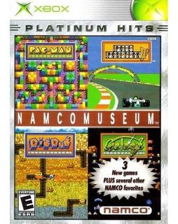 Xbox Namco Museum. Compatible Con Xbox 360