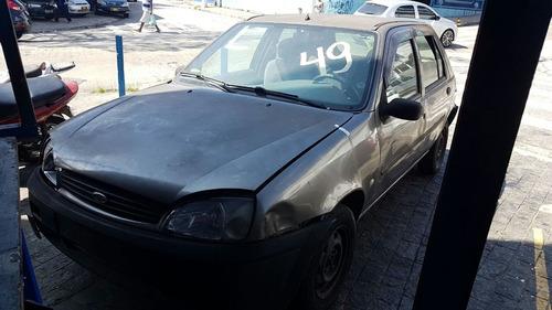 Sucata! Ford Fiesta 1.0 Somente Peças