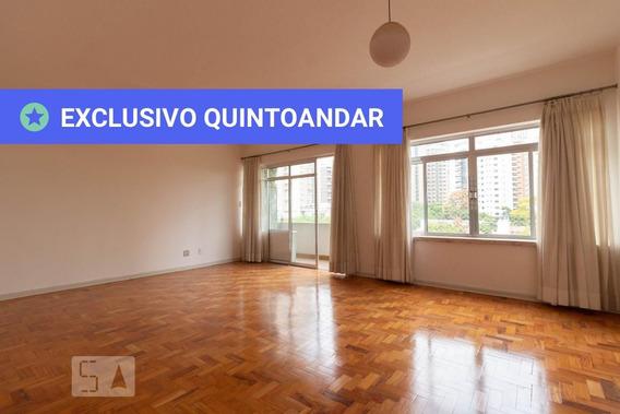 Apartamento No 2º Andar Com 3 Dormitórios E 1 Garagem - Id: 892978922 - 278922