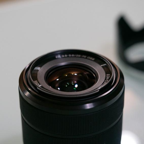 Lente Sony Fe 28-70mm F/3.5-5.6 Oss - Como Nova!