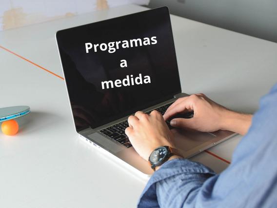 Programa Stock De Mercadería + Ingresos Y Egresos. Contable